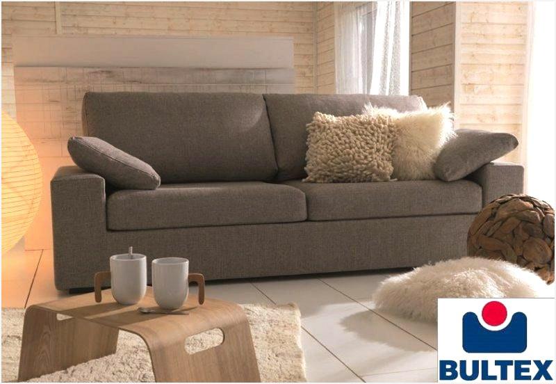 Canapé Convertible Confortable Bultex Beau Galerie Matelas Roulé 140 X 190 Obtenez Une Impression Minimaliste Sumberl Aw