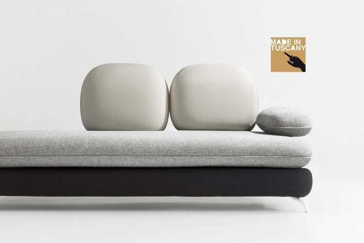 Canapé Convertible Drawer Élégant Collection Nouveau Canapé Modulable Design • Tera Italy