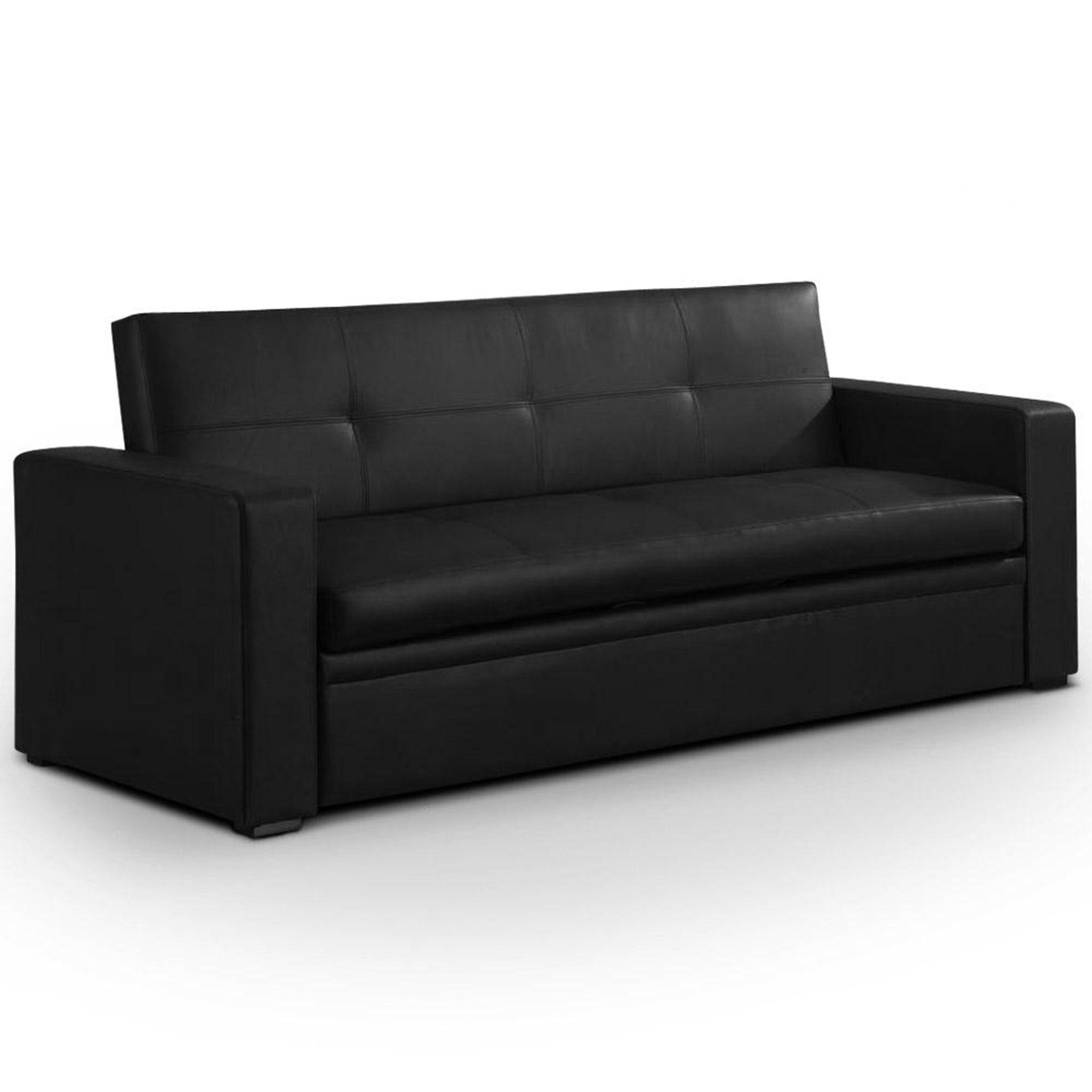 Canapé Convertible Simili Cuir Pas Cher Luxe Image Canap Convertible 3 Places Conforama 6 Cuir 1 Avec S Et Full