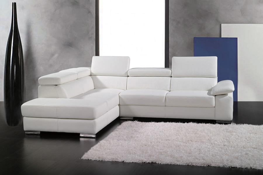 Canapé Cuir Blanc but Impressionnant Photos Canape D Angle Cuir Alcantara