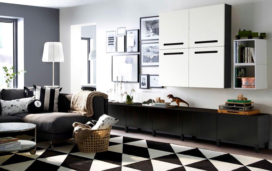 "Canape Cuir Blanc Ikea Beau Photos Meuble Pour Salon Ikea Impressionnant New Salon Zdj""¢""¢cie Od Ikea"