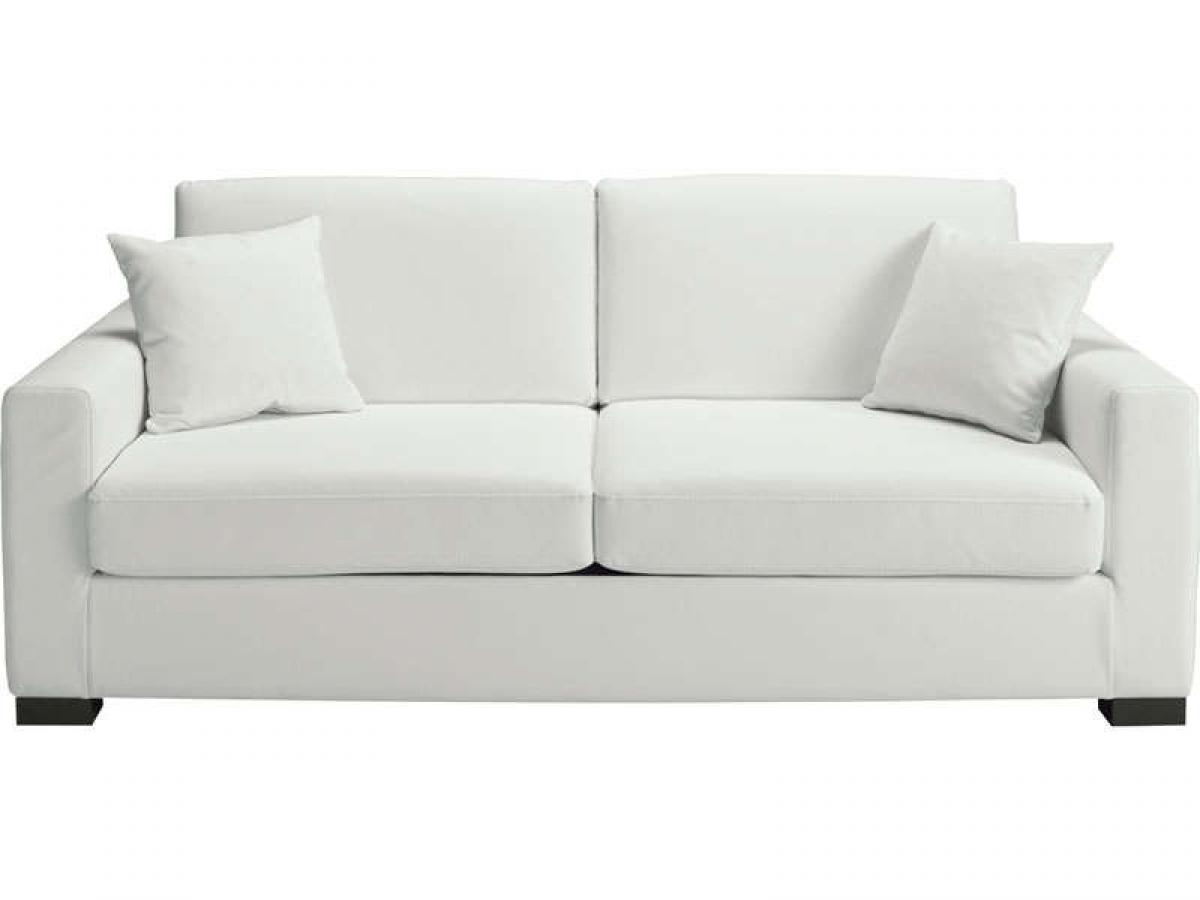 Canape Cuir Blanc Ikea Inspirant Collection Canap Convertible 3 Places Conforama 6 Cuir 1 Avec S Et Full