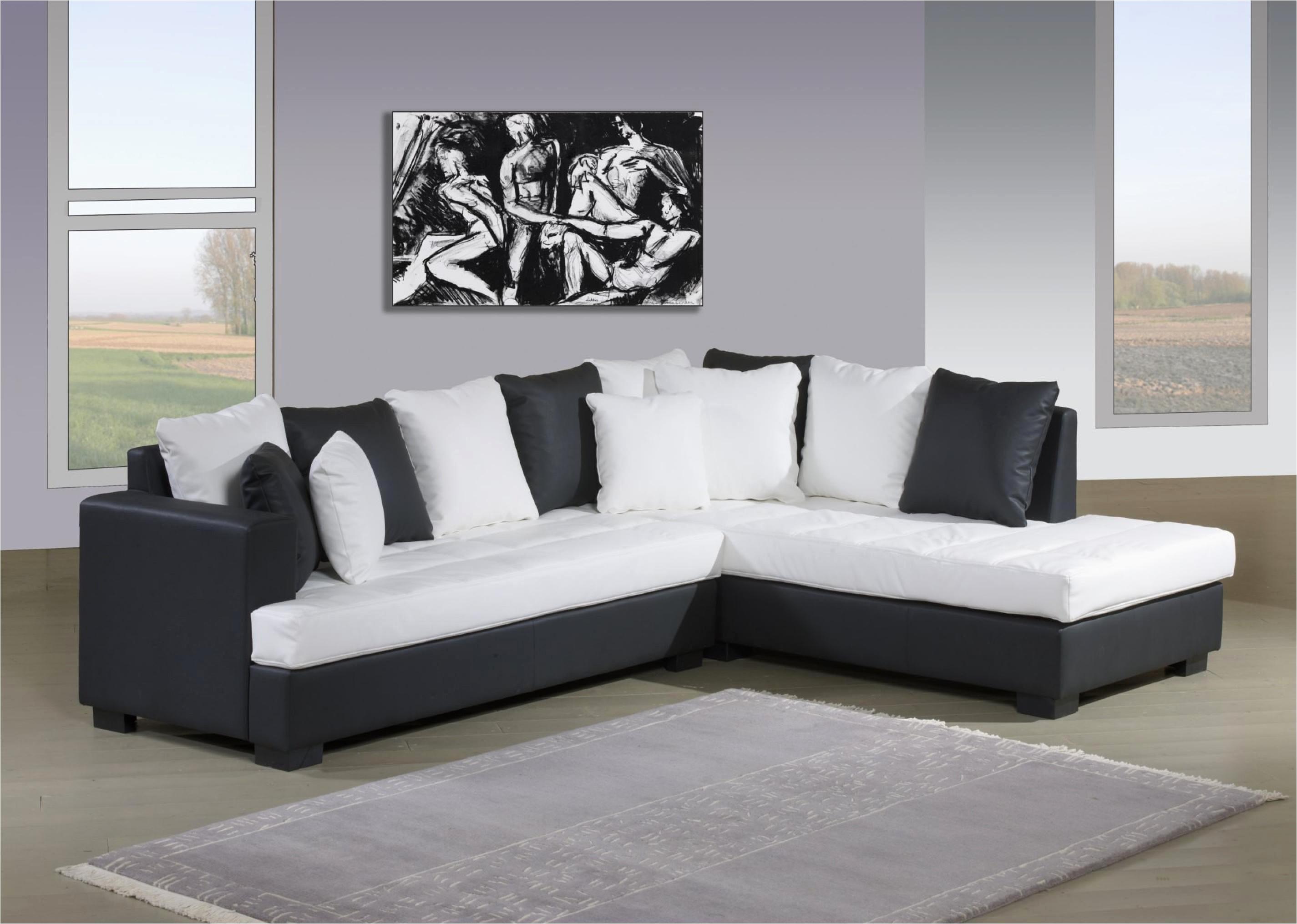 Canapé Cuir Convertible Ikea Nouveau Images Ikea Salon En Cuir