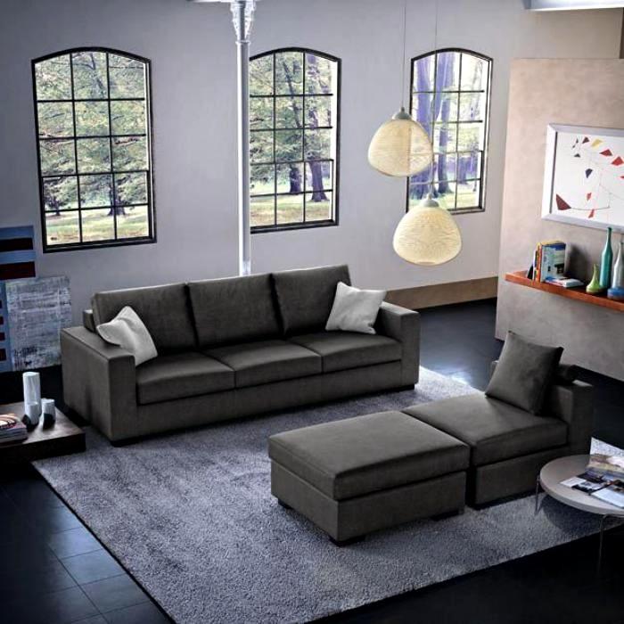 Canape Cuir Poltronesofa Luxe Collection Le Canapé Poltronesofa Meuble Moderne Et Confortable De Canapés