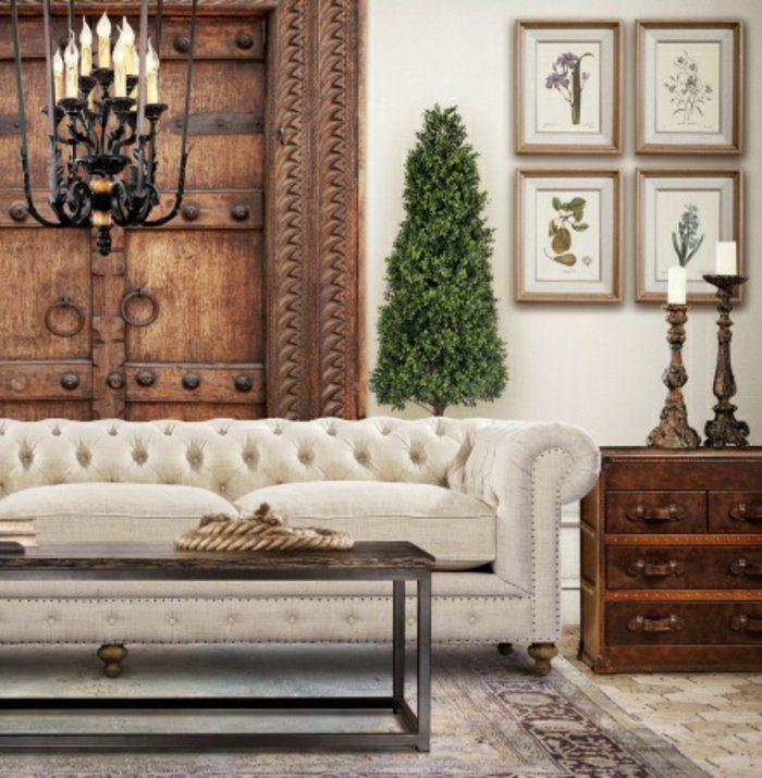 Canape Cuir Vieilli Vintage Frais Image Le Canapé Club Quel Type De Canapé Choisir Pour Le Salon