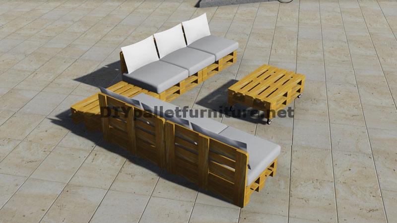Canape D Angle En Palette Élégant Collection Canape D Angle En Palette Maison Design Sibfa