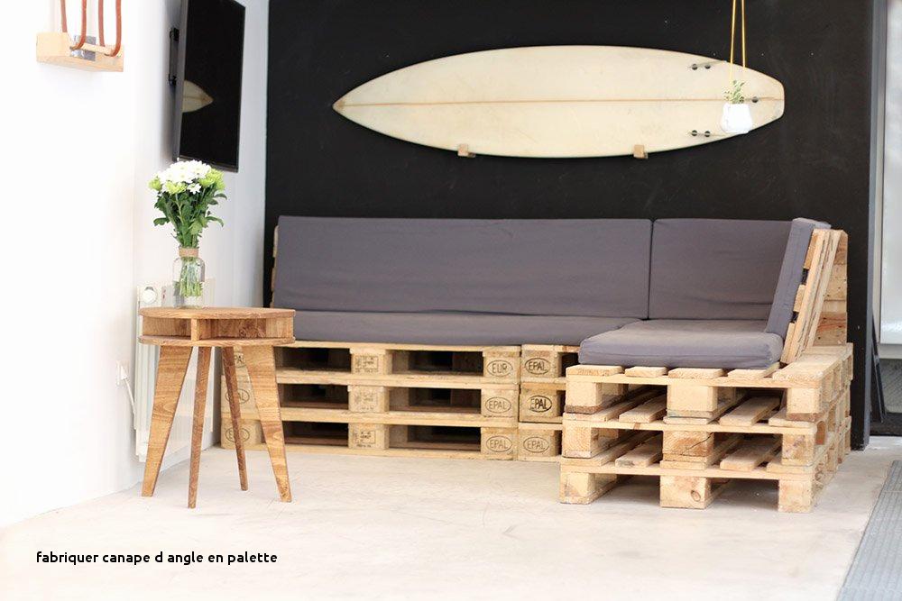Canape D Angle En Palette Impressionnant Collection 46 Luxe Stock De Tuto Canapé Palette
