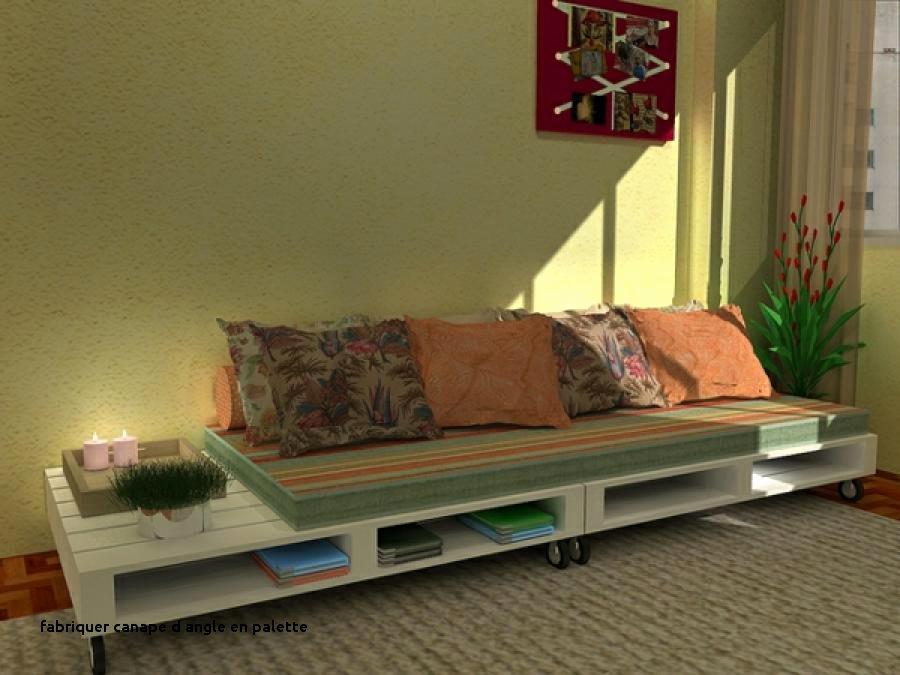 Canape D Angle En Palette Inspirant Photos 46 Luxe Stock De Tuto Canapé Palette