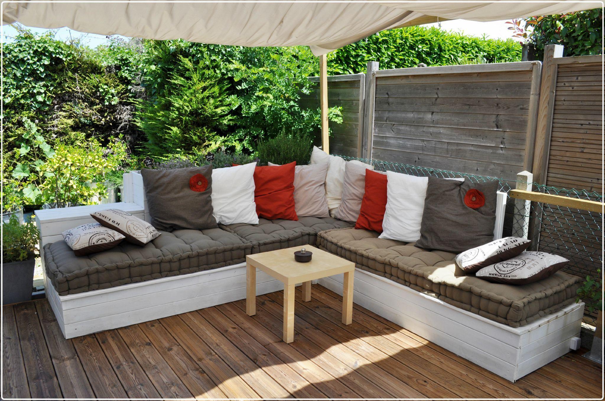 Canape D Angle En Palette Inspirant Photos Salon De Jardin En Palette De Bois Pour élégant Salon De Jardin