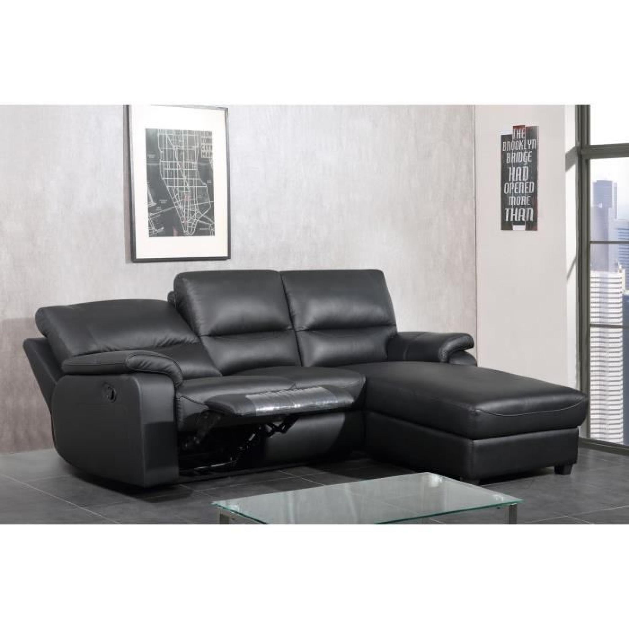canap d angle rouge et noir meilleur de photographie. Black Bedroom Furniture Sets. Home Design Ideas