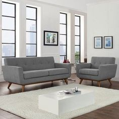 Canapé Helly Bobochic Impressionnant Images Divano Roma Furniture Mid Century Modern Linen Fabric Small Space