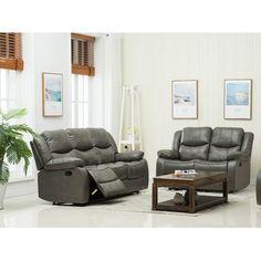 Canapé Helly Bobochic Luxe Photos Coaster Furniture Dilleston 3 Piece Futon Style Living Room Set