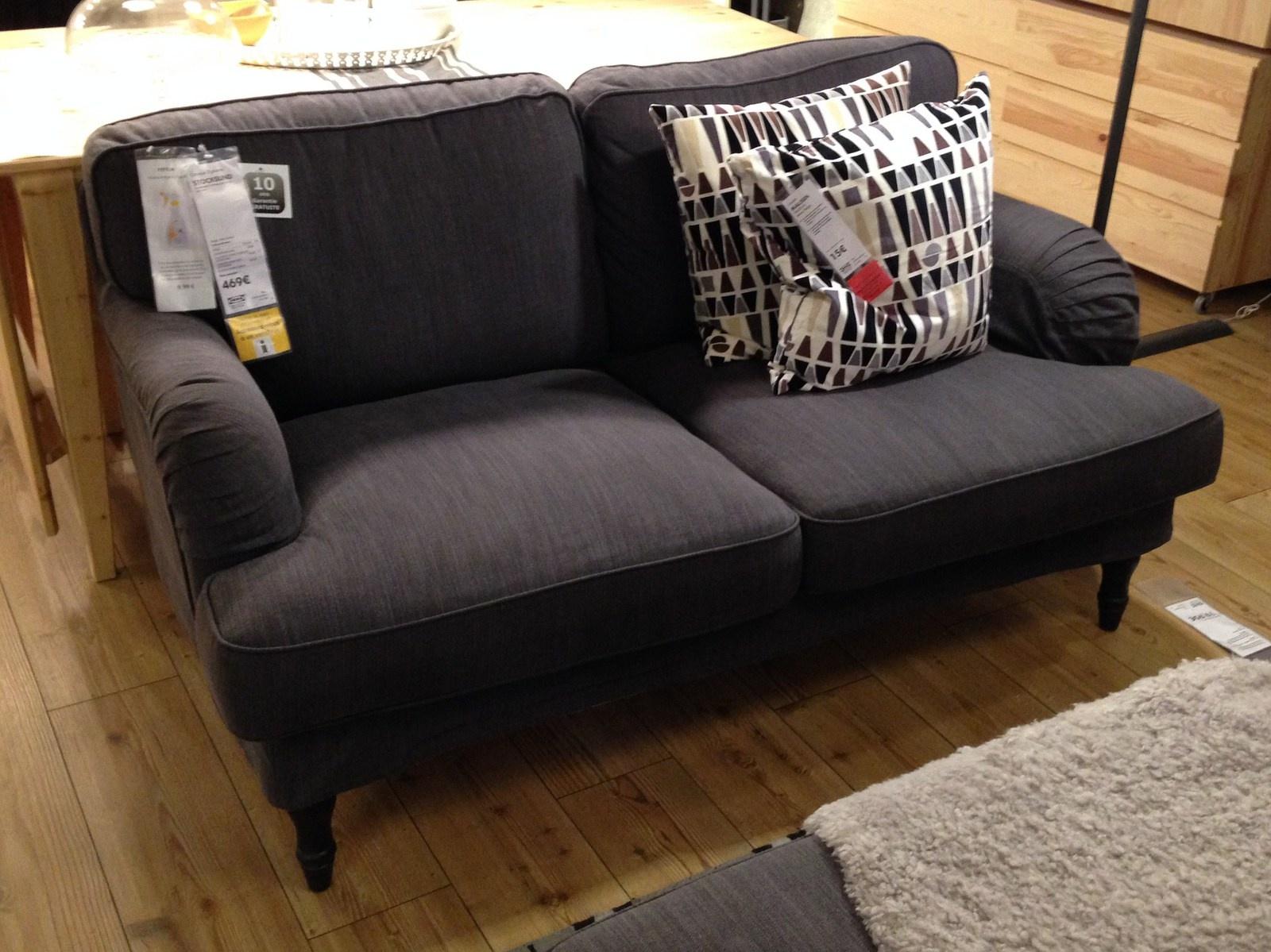 Canapé Ikea Convertible Angle Luxe Image Ikea Salon En Cuir