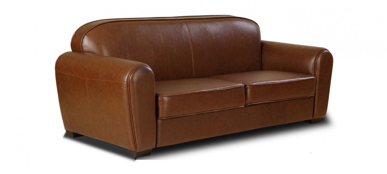 Canapé Imitation Cuir Vieilli Luxe Images Canap Simili Cuir Marron 5 Canape D Angle En Pas Cher 8 Avec