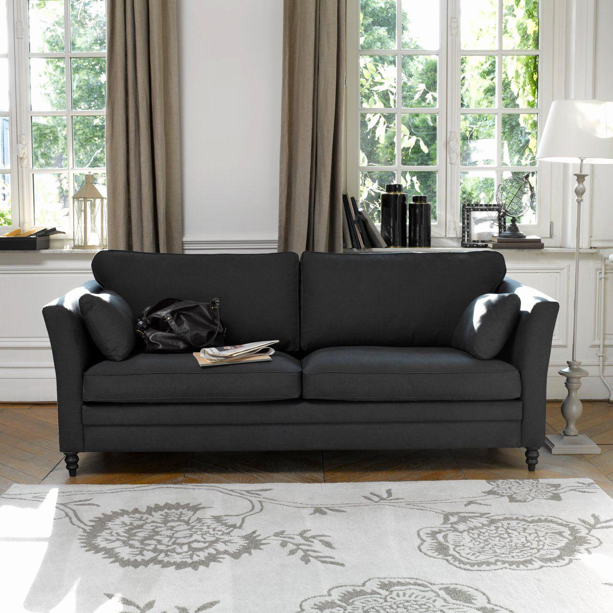 canape lin la redoute impressionnant stock canap. Black Bedroom Furniture Sets. Home Design Ideas
