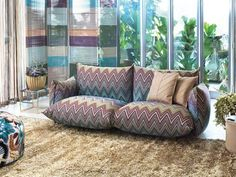 Canapé Mah Jong Prix Impressionnant Images Sectional Fabric sofa Mah Jong Missoni Home Les Contemporaines