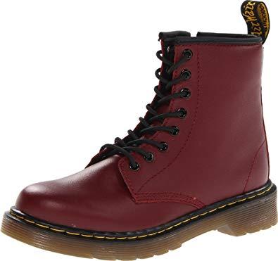 Canapé Peau De Peche Meilleur De Collection Dr Martens Delaney Boots Mixte Enfant Amazon Chaussures Et Sacs