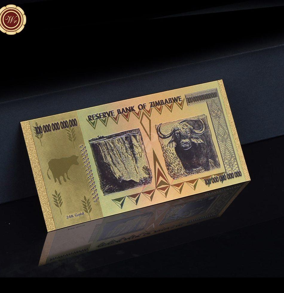 Canapé Philadelphie Maison Du Monde Avis Impressionnant Photographie Zimbabwe 100 Trillion Coloré 24 K or Billet De Banque A292