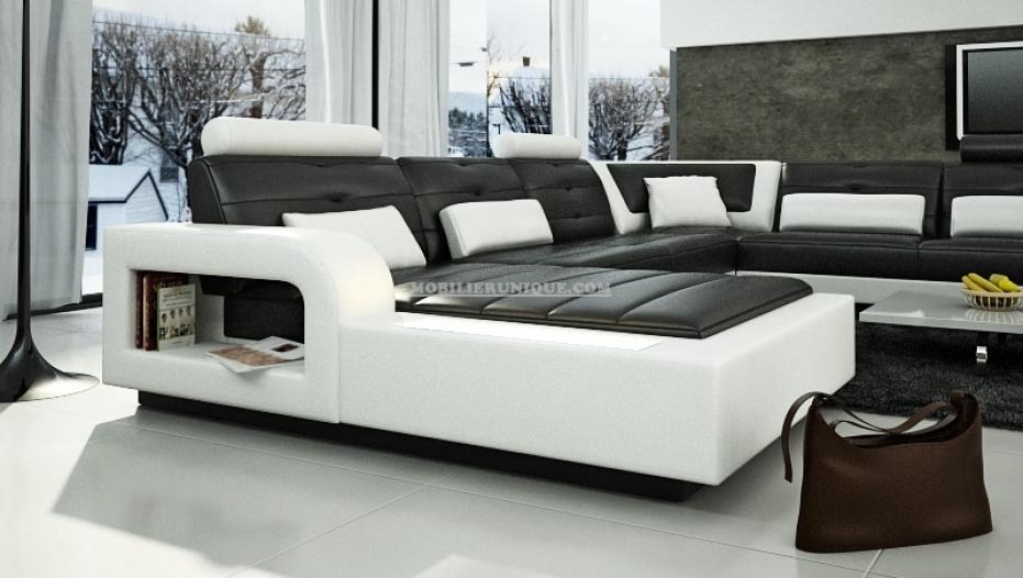 Canapé Relax Electrique Pas Cher Impressionnant Collection Canape D Angle Cuir Rue Du Merce