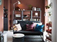 Canapé Rose Ikea Beau Photos 177 Best Le Salon Ikea Images On Pinterest