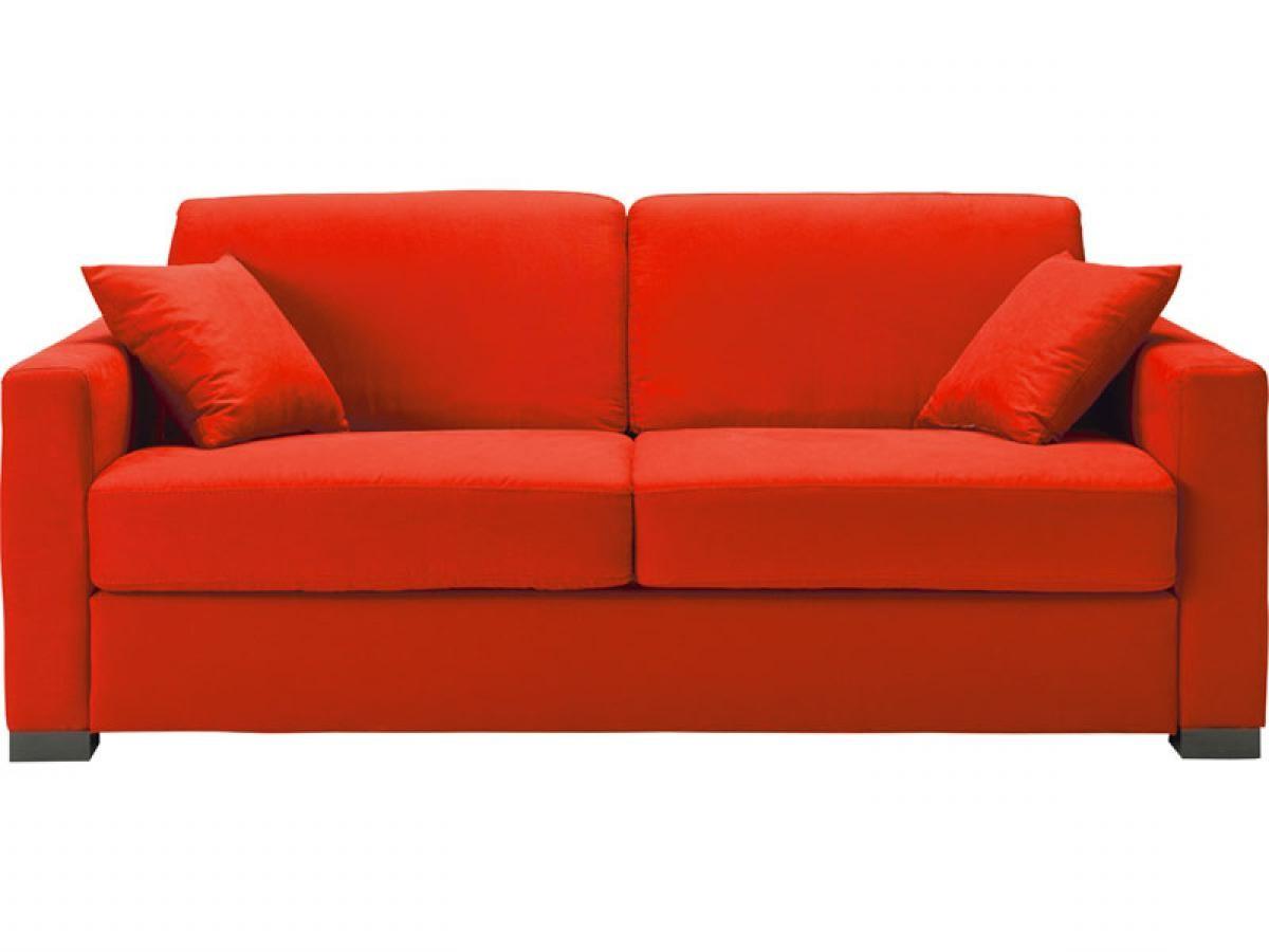 Canapé Rouge Pas Cher Inspirant Image Canap Convertible 3 Places Conforama 6 Cuir 1 Avec S Et Full