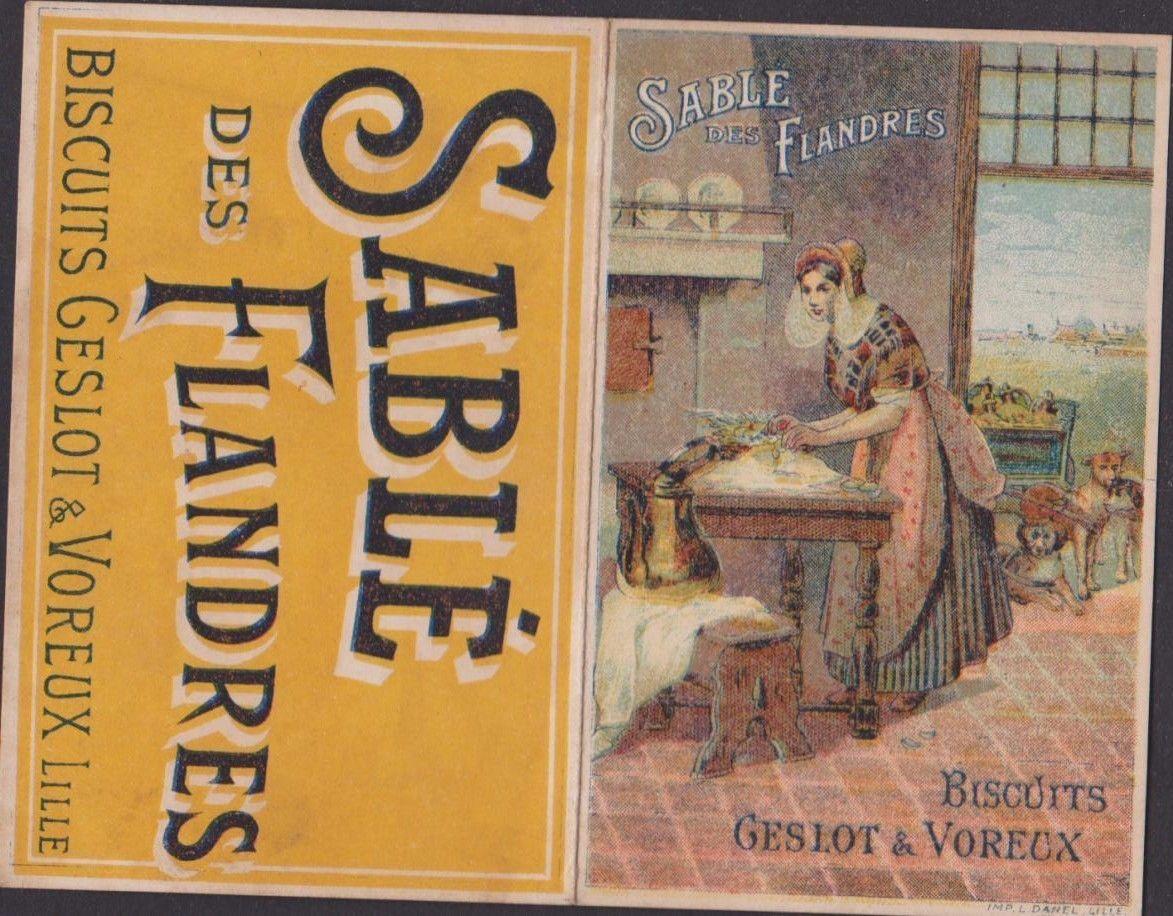 Canapé Rue Du Commerce Beau Stock Les Biscuits Geslot & Voreux