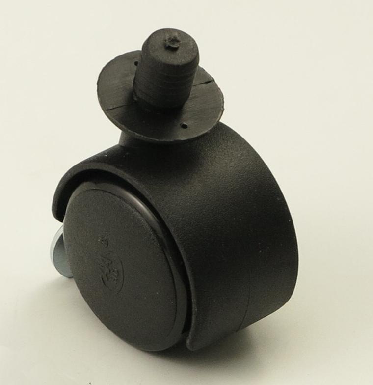 Canapé Scoop Xl Frais Stock ᑐ40mm Noir En Plastique De Remplacement Pivotant Roulettes Chaise