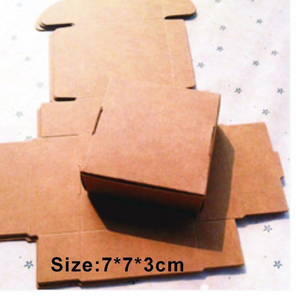 Canapé Scoop Xl Impressionnant Stock ₩en Gros 1000 Pcs Lot Taille 7x7x3 Cm Kraft Noir Blanc Papier Bo Te