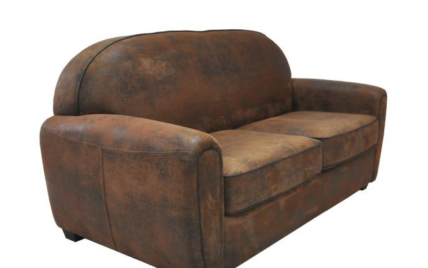 Canapé Simili Cuir Fly Luxe Collection Fauteuil Cuir Vieilli but Club Cher Sejour Idees Pas Fly Imitation
