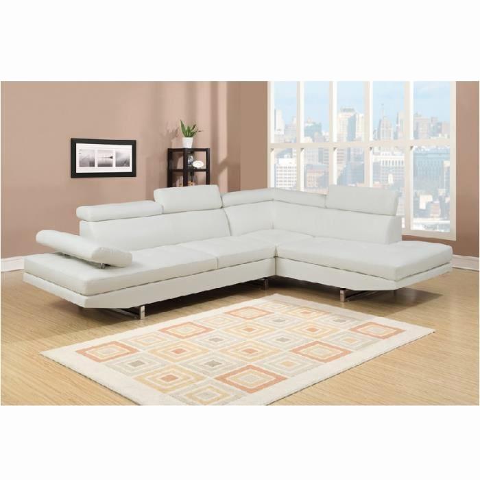 canape simili cuir pas cher inspirant photographie canap s 1 2 et 3 places designetsamaison. Black Bedroom Furniture Sets. Home Design Ideas