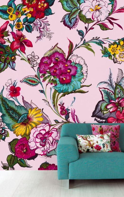 Canapé Style Anglais Fleuri Beau Galerie 49 Best Inspiration Boh¨me Images On Pinterest