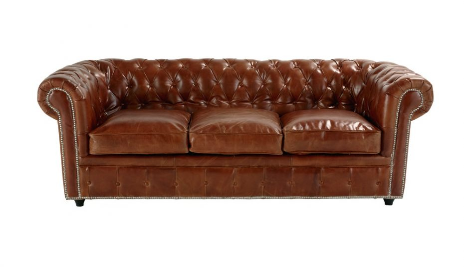 Canapé Style Club Unique Image Chesterfield En Maisonspe Marron Lit Dupe Club Places Cuir Monde