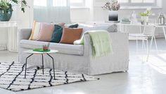 Canape Tissu Ikea Unique Photographie Le§on De Déco Relooker son Canapé Sans Le Changer
