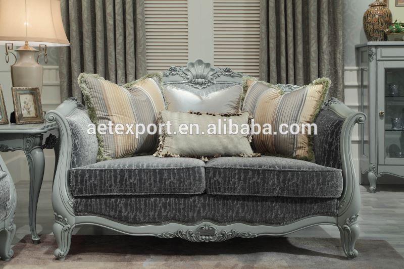 Canape Tissu Style Anglais Nouveau Stock Luxe Fran§ais Baroque Canapé Mobilier Design Classique Salon Canapé