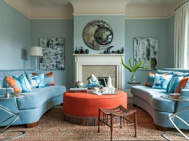 Canapés 2 Places Ikea Luxe Stock Deco Salon Bleu Turquoise Idées De Décoration Capreol