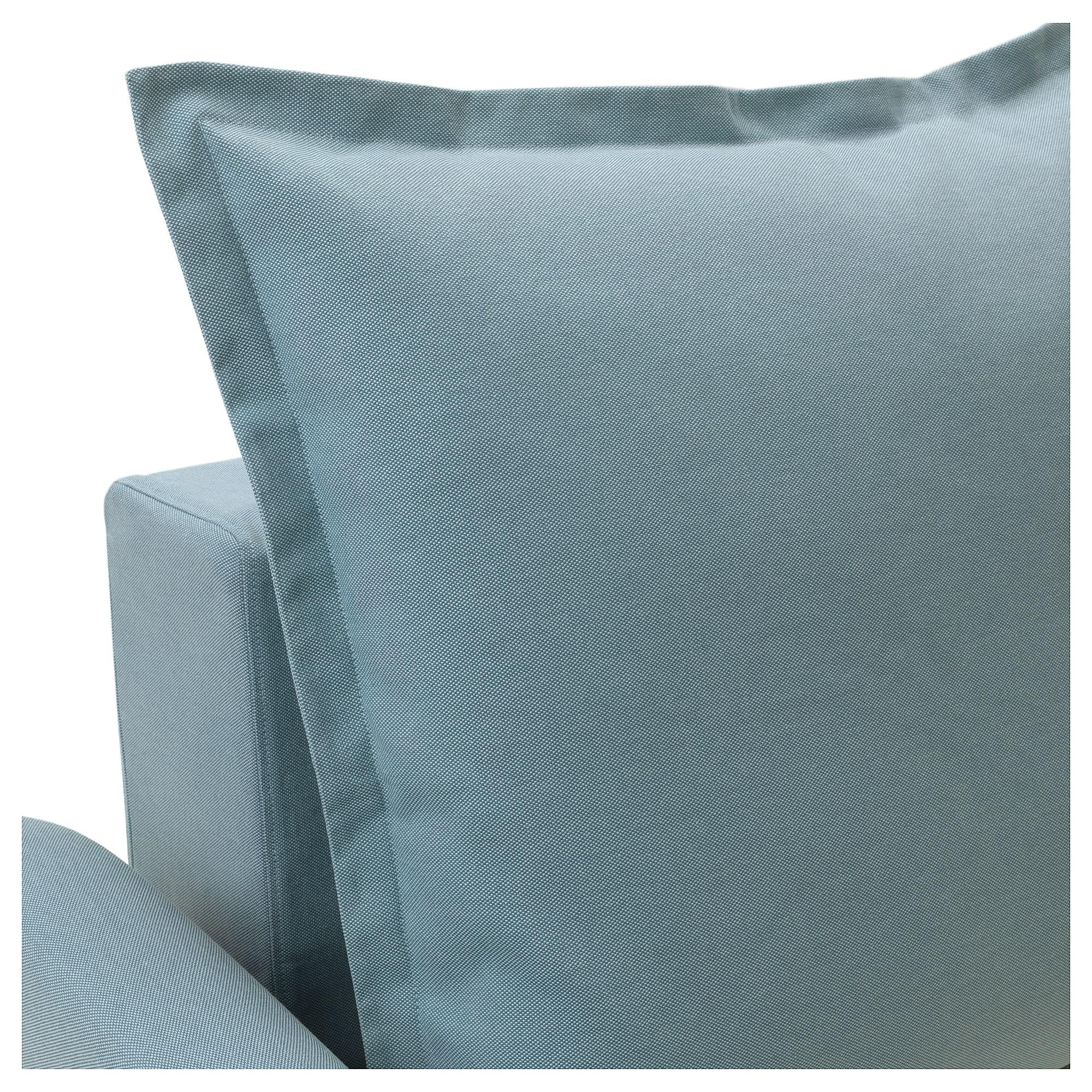 Canapés Convertibles Ikea Impressionnant Image Holmsund Convertible 3 Places orrsta Bleu Clair Ikea
