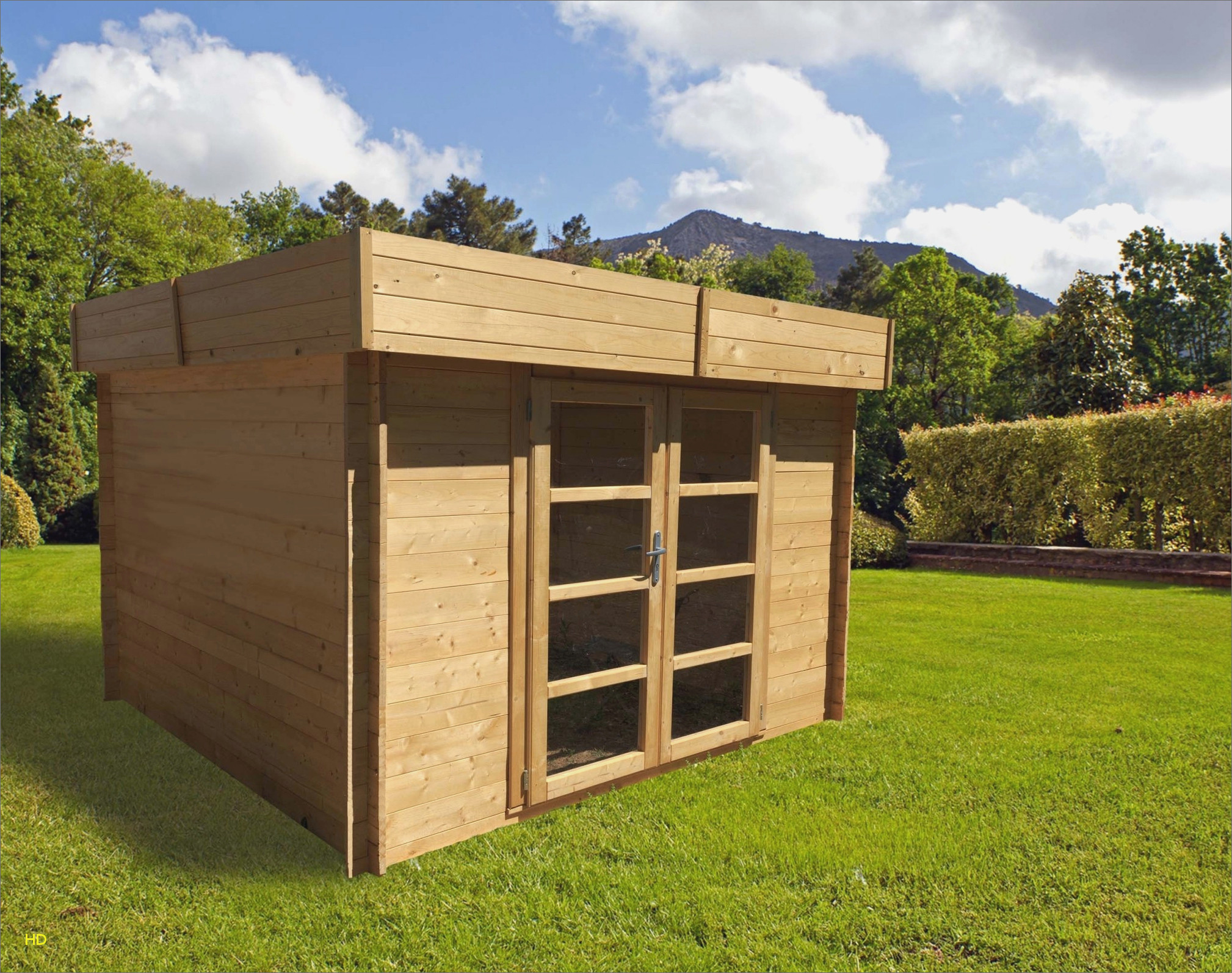 Carport Monsieur Bricolage Frais Galerie Luxe 40 De soldes Abri De Jardin Bois Concept