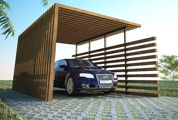 Carport Verona 5000 Gris Beau Image Backyard Design Contest Backyard Carport Los Angeles California
