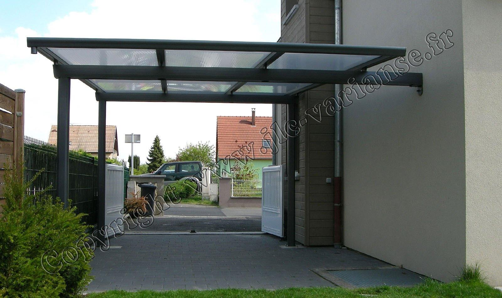 Carport Verona 5000 Gris Beau Images Carport Alu Brico Depot Design De Maison