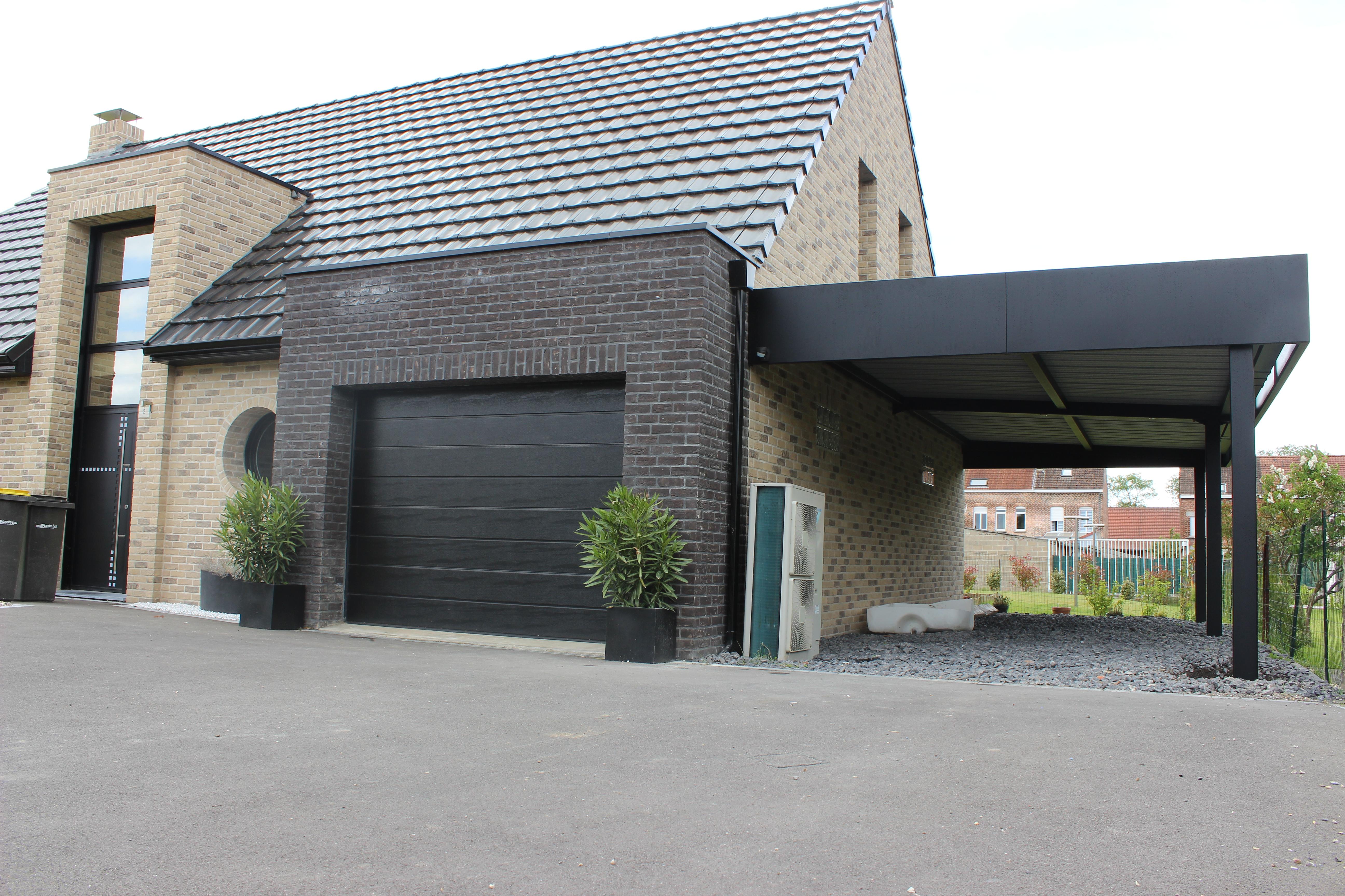 Carport Verona 5000 Gris Beau Photos Carport Verona 5000 Gris Oogarden Belgique Carport Alu Belgique