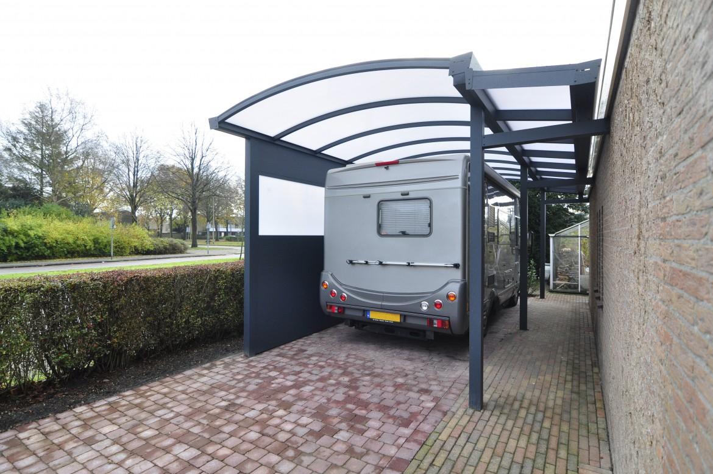 Carport Verona 5000 Gris Élégant Galerie Carport Verona 5000 Gris Oogarden Belgique Carport Alu Belgique