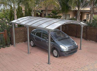 Carport Verona 5000 Gris Impressionnant Photos Palram Arcadia 5000 Carport Do It Yourself Heavy Duty Carport Kit