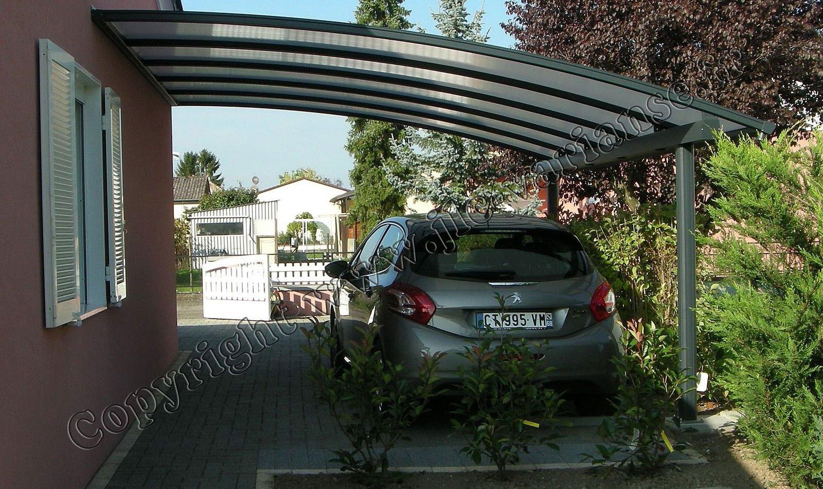Carport Verona 5000 Gris Inspirant Galerie Abri Camping Car Alu Best Abris Jardin Bois Adossable Lgant