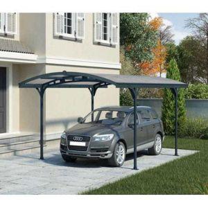 Carport Verona 5000 Gris Luxe Images Carport Aluminium Prix Fabulous Abri Camping Car Aluminium with