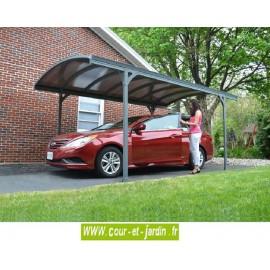 Carport Verona 5000 Gris Meilleur De Photographie Carport Aluminium Prix Fabulous Abri Camping Car Aluminium with