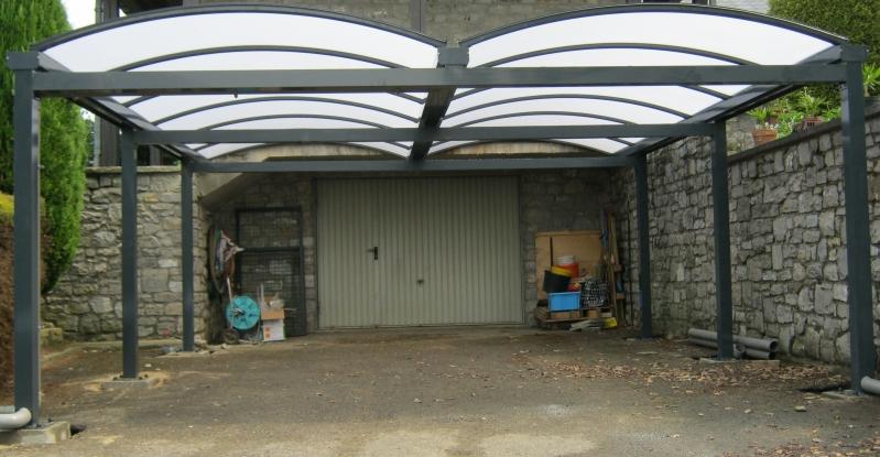 Carport Verona 5000 Gris Meilleur De Photos Carport Alu Belgique Maison Design Wiblia