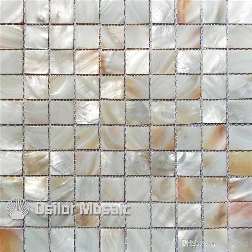 Carrelage Moderne Texture Nouveau Stock Acheter Naturel Chinois Coquille D Eau Douce Nacre Mosa¯que