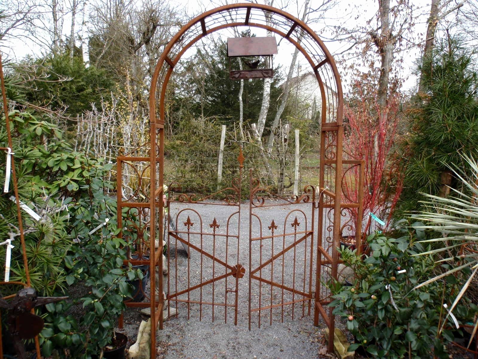 Castorama Bordure Jardin Luxe Photographie Portillon Pas Cher élégant Portillon Jardin Castorama Inspirant