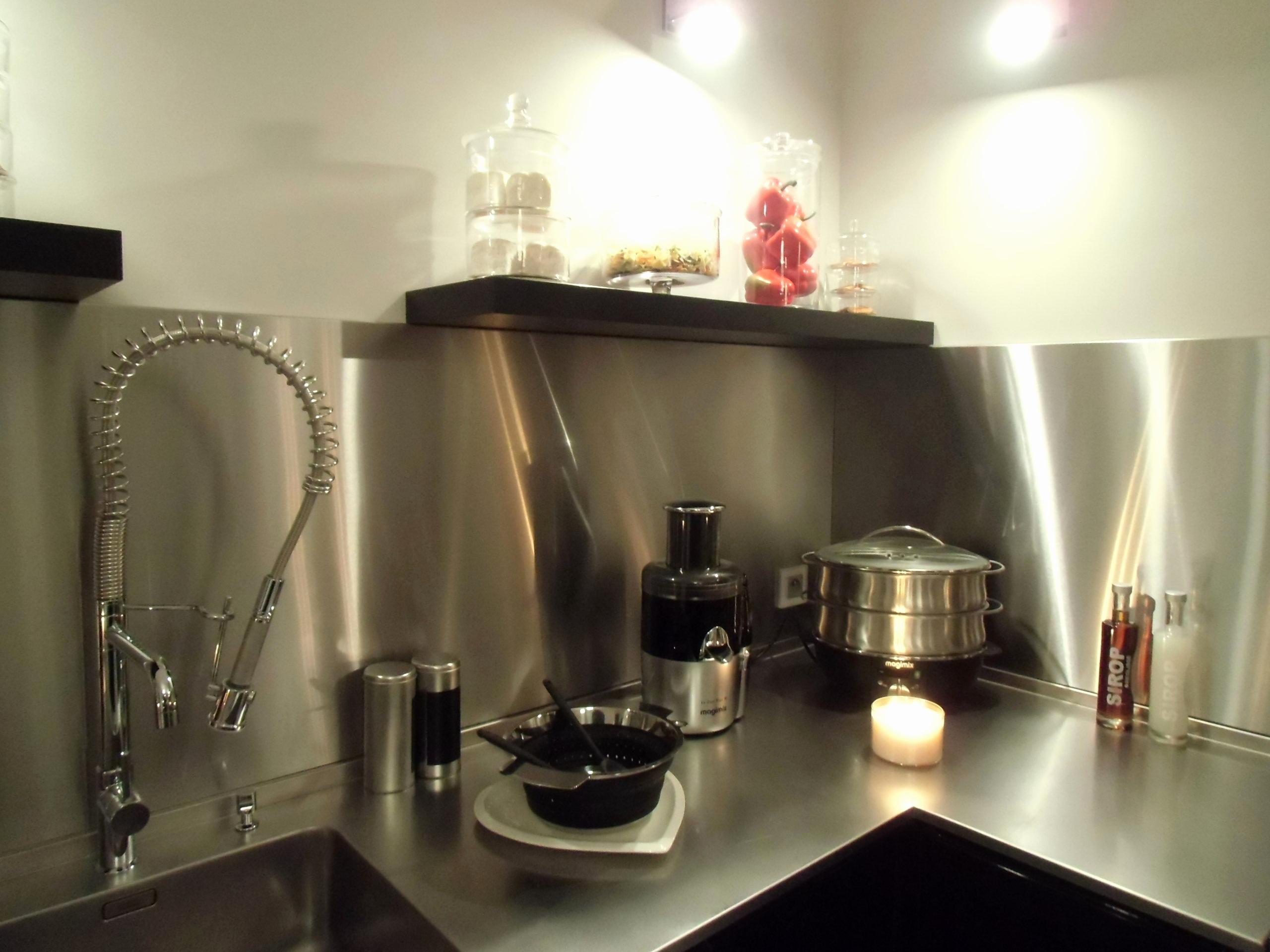 Castorama Fond De Hotte Beau Photos Castorama Credence Inox Beau Credence Inox Cuisine Frais Fond De