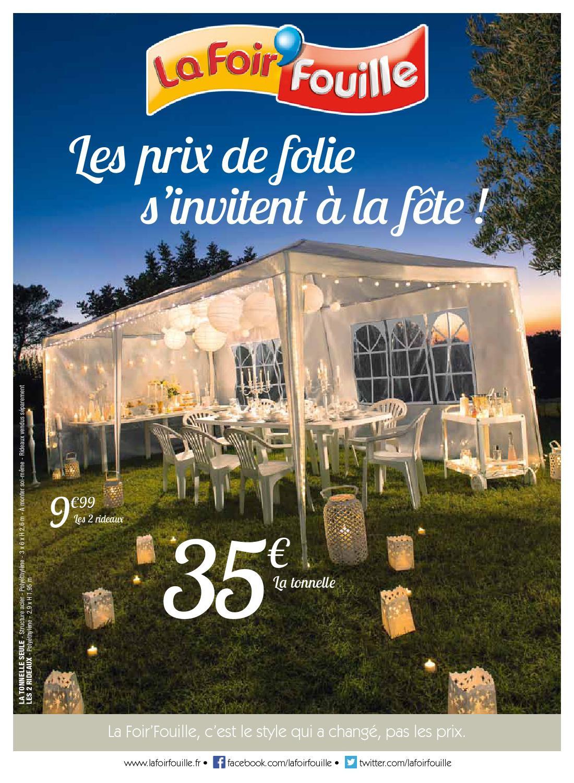 Catalogue La Foir-fouille Luxe Galerie Table Basse Foir Fouille Frais Catalogue La Foir Fouille tout Pour